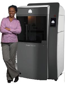 ProJet™ 6000与7000 高清晰度专业级三维打印机
