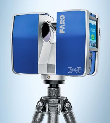 Focus3D X330大范围无线远程控制三维激光扫描仪