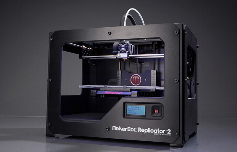 MakerBot Replicator 2 桌面型3D打印机