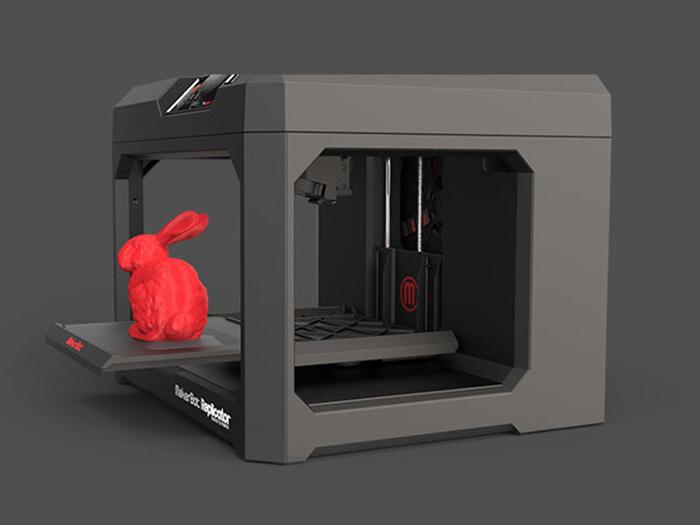 MakerBot Replicator 五代通用型3D打印机