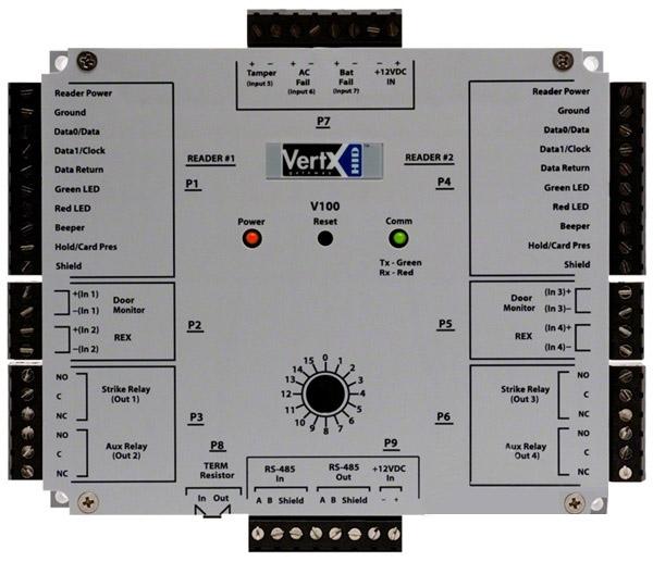 HID V100门禁控制器